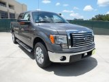 2011 Sterling Grey Metallic Ford F150 XLT SuperCrew #52598433