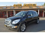 2008 Carbon Black Metallic Buick Enclave CXL AWD #52598791