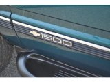 Chevrolet Tahoe 1995 Badges and Logos