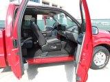 2003 Ford F250 Super Duty XLT SuperCab Medium Flint Grey Interior