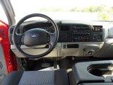 2003 Ford F250 Super Duty XLT SuperCab Dashboard