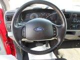 2003 Ford F250 Super Duty XLT SuperCab Steering Wheel