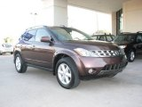 2004 Deep Bordeaux Metallic Nissan Murano SE #5225240