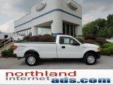 2011 Oxford White Ford F150 XL Regular Cab 4x4 #52658560