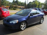 2002 Eternal Blue Pearl Acura RSX Sports Coupe #52658787