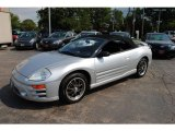 2003 Mitsubishi Eclipse Spyder GTS Front 3/4 View