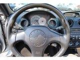 2003 Mitsubishi Eclipse Spyder GTS Steering Wheel