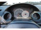 2003 Mitsubishi Eclipse Spyder GTS Gauges