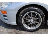 2003 Mitsubishi Eclipse Spyder GTS Custom Wheels