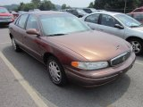 1999 Auburn Nightmist Metallic Buick Century Custom #52658508