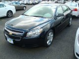 2012 Black Granite Metallic Chevrolet Malibu LS #52658513