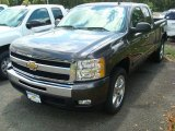 2011 Taupe Gray Metallic Chevrolet Silverado 1500 LT Extended Cab #52658518