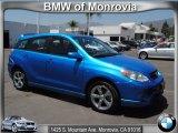2007 Speedway Blue Pearl Toyota Matrix XR #52658653