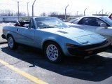1980 Triumph TR7 Drophead Convertible