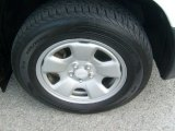Subaru Forester 1999 Wheels and Tires