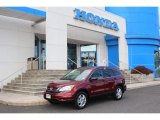 2010 Tango Red Pearl Honda CR-V EX AWD #52658824