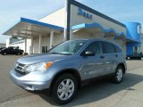 2011 Glacier Blue Metallic Honda CR-V SE 4WD #52658768