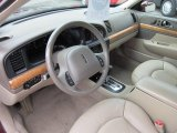 2000 Lincoln Continental Interiors