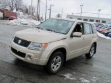 2007 Suzuki Grand Vitara Clear Beige Metallic