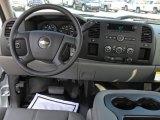 2011 Chevrolet Silverado 1500 Extended Cab Dashboard