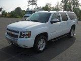 2011 Summit White Chevrolet Suburban LT 4x4 #52679326