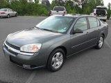 2005 Medium Gray Metallic Chevrolet Malibu LT V6 Sedan #52679327