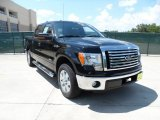 2011 Ebony Black Ford F150 XLT SuperCrew #52687987