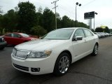 2008 White Suede Lincoln MKZ Sedan #52687875