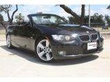 2008 Black Sapphire Metallic BMW 3 Series 335i Convertible #52688127