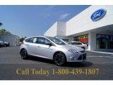 2012 Ingot Silver Metallic Ford Focus SE Sport 5-Door #52687888