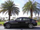 2009 Black Sapphire Metallic BMW 3 Series 328i Sedan #52687798