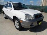 2003 Nordic White Hyundai Santa Fe GLS #52688000