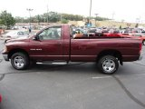 2003 Dodge Ram 1500 Dark Garnet Red Pearl