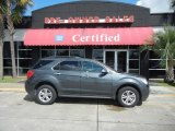 2010 Cyber Gray Metallic Chevrolet Equinox LT #52687818