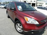2008 Tango Red Pearl Honda CR-V LX #52688020