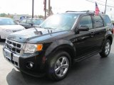 2009 Black Ford Escape Limited V6 4WD #52688155