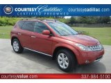 2007 Sunset Red Pearl Metallic Nissan Murano SL #52688156