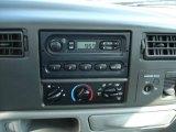 2003 Ford F250 Super Duty XL Regular Cab 4x4 Controls