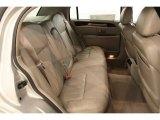 2003 Lincoln Town Car Executive Dark Stone/Medium Light Stone Interior