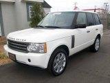 2006 Chawton White Land Rover Range Rover HSE #5210844