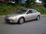 2002 Light Almond Pearl Metallic Chrysler Sebring LX Sedan #52688066