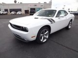 2011 Bright White Dodge Challenger R/T #52688082