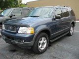 2003 Medium Wedgewood Blue Metallic Ford Explorer XLT #52724775