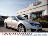 2011 Ingot Silver Metallic Ford Fusion SE V6 #52724529
