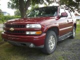 2004 Sport Red Metallic Chevrolet Tahoe Z71 4x4 #52724780