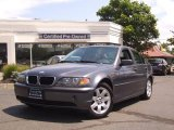 2003 Steel Grey Metallic BMW 3 Series 325i Sedan #52724535