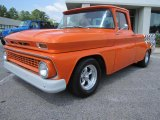1963 Chevrolet C/K C10 Pro Street Truck Data, Info and Specs
