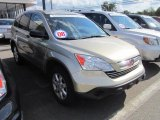 2008 Borrego Beige Metallic Honda CR-V EX 4WD #52724314