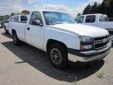 2006 Summit White Chevrolet Silverado 1500 Work Truck Regular Cab #52724336