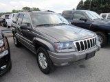 2002 Graphite Metallic Jeep Grand Cherokee Laredo 4x4 #52724337
